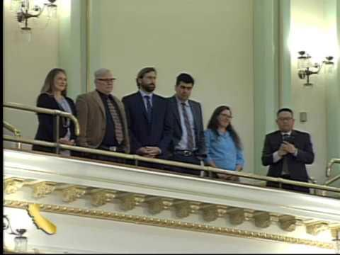 California Assembly recognizes UC-AFT