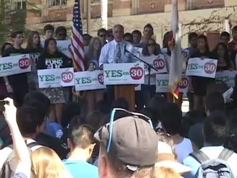 CFT Members in the News: The Road to Prop 30