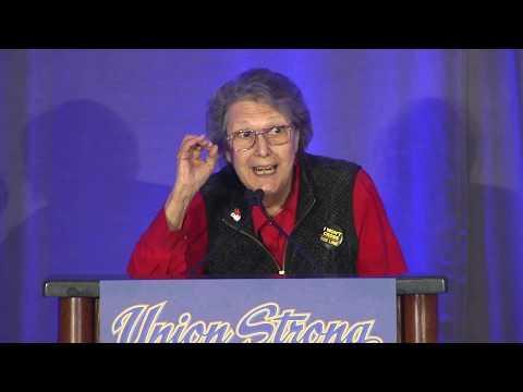 Jackie Goldberg, educator and legislator