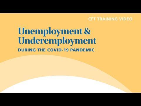 Unemployment & Underemployment
