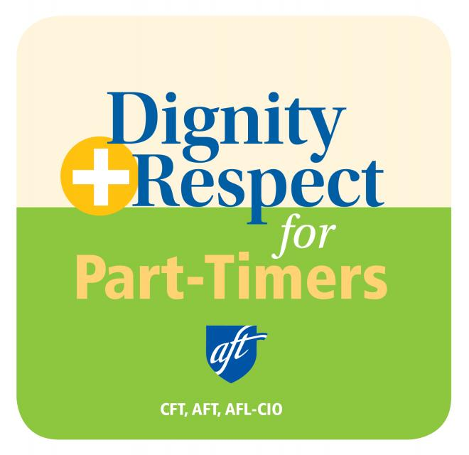 Dignity and Respect for Part-Timers