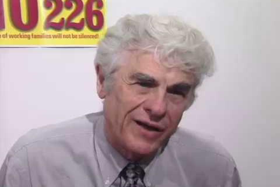 Miles Myers, 1931 – 2015