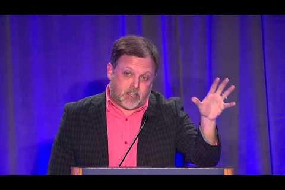 Tim Wise speaks at CFT Convention