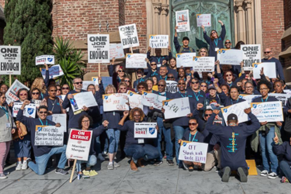 Classified Insider - California Federation of Teachers