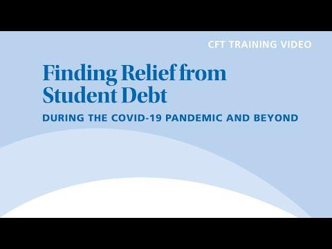 Finding Relief from Student Debt
