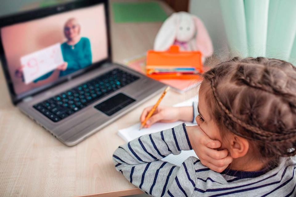 Learning at Home - California Federation of Teachers